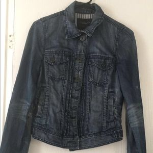 Sanctuary Jackets & Coats - Sanctuary L.A Jean Jacket Vintage Edition (S)